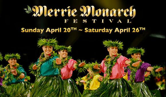 Il Merrie Monarch, ovvero le olimpiadi della Hula hawaiana