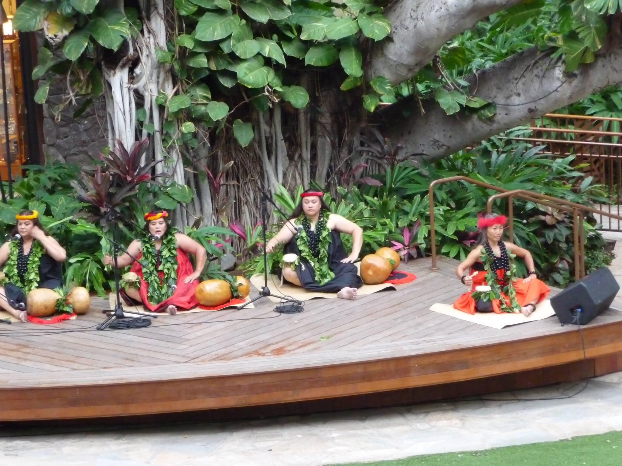 Vi racconto un po' della danza hawaiana: la Hula