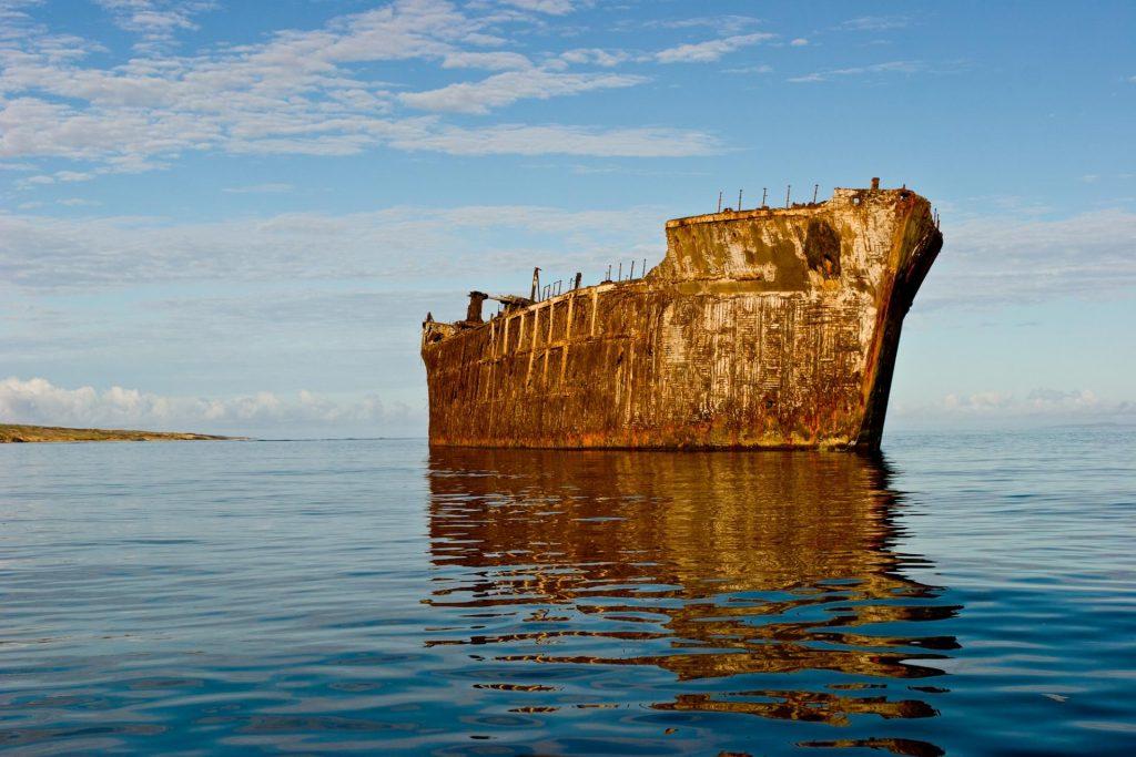 Lanai, una delle meravigliose isole minori dell'arcipelago delle Hawaii blog natura viaggi viaggio viaggiare shipwreck beach