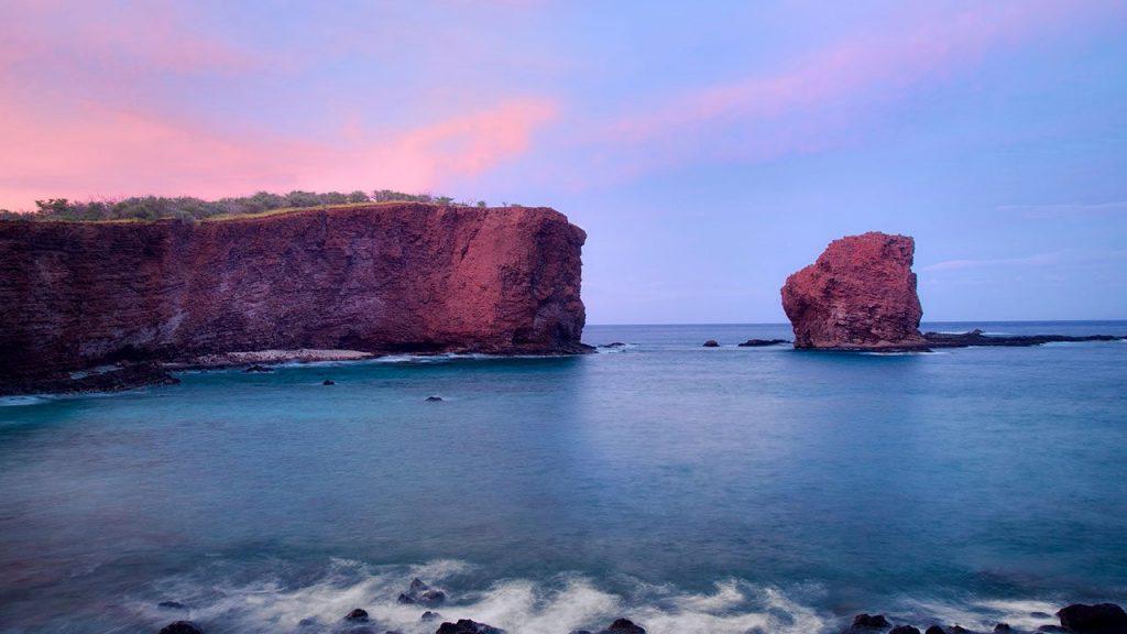 Lanai, una delle meravigliose isole minori dell'arcipelago delle Hawaii blog natura viaggi viaggio viaggiare shipwreck beach Puu Pehe