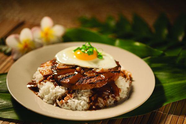 poke cibo food blogger Hawaii tradizionale salmone tonno ricette love hawaii kalua pig barbecue bbq loco moco